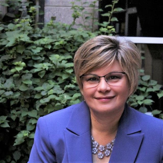 Tiffanie Dillard, Ph.D.