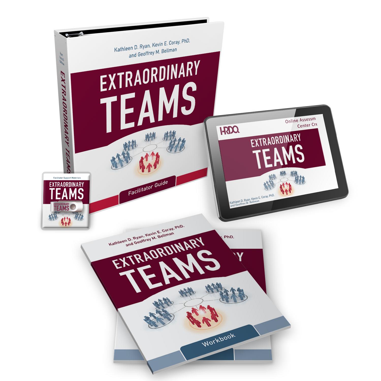 Extraordinary Teams Materials